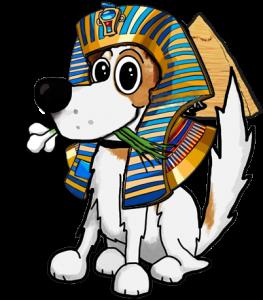 snoopy_egypt